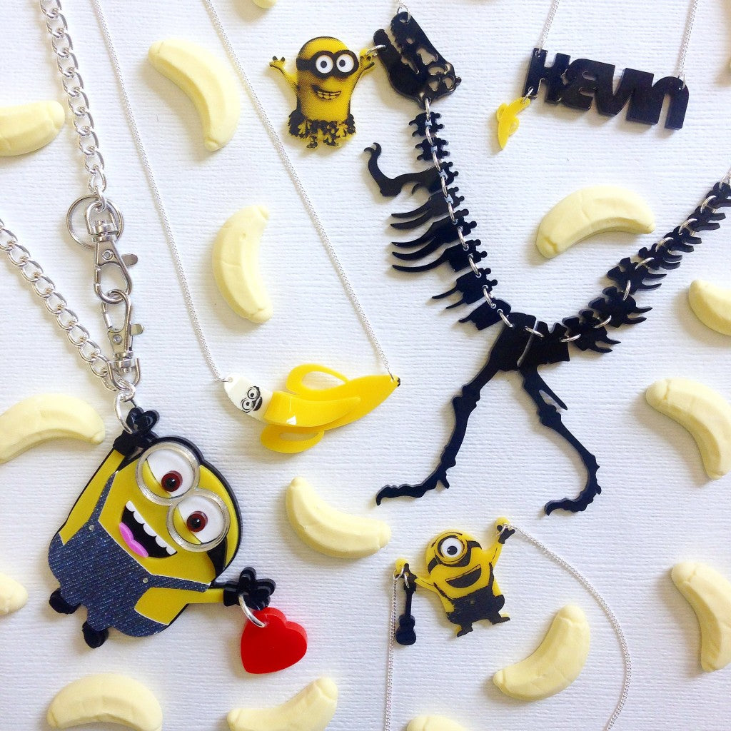 GO BANANAS FOR OUR NEW MINIONS COLLECTION!