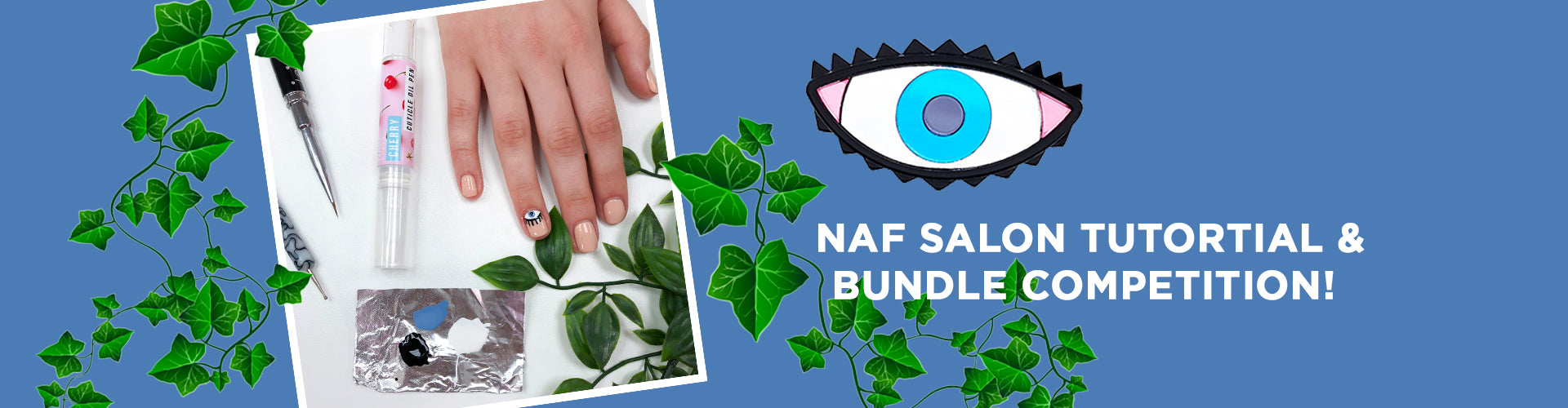 Nail It With NAF! Salon