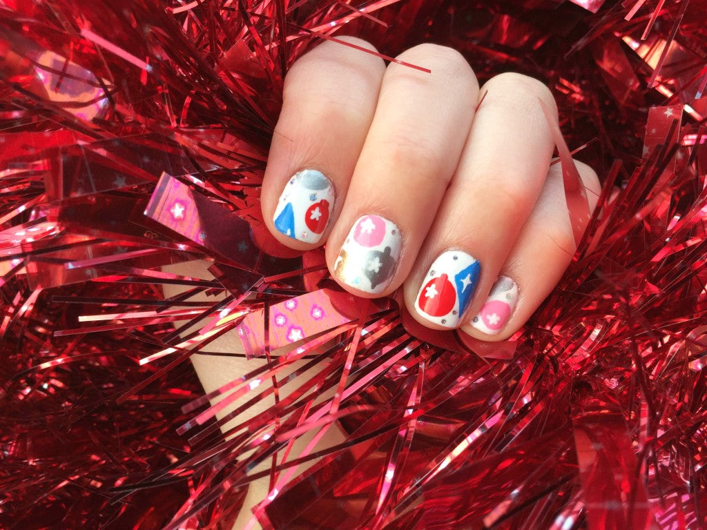 Festive Nail Art With Archer Avenue