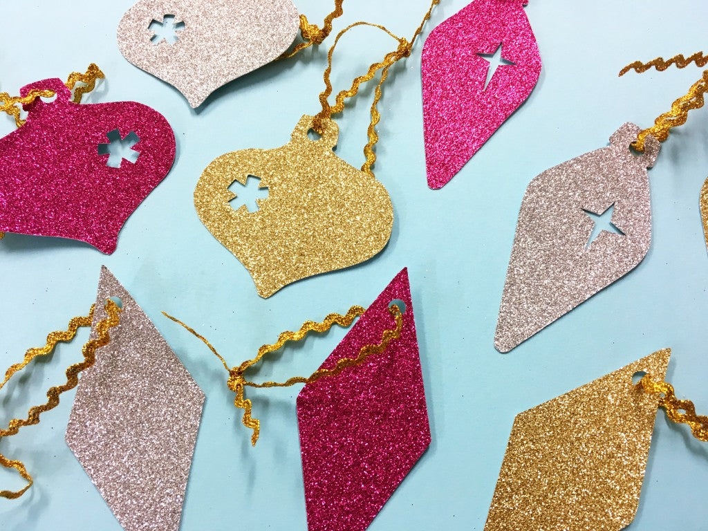 DIY Devine Christmas Decorations!