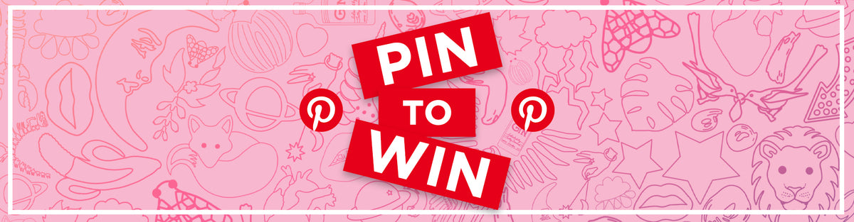 Competition: Pin to Win Your Wishlist