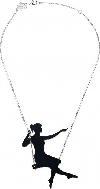 #TDBringItBack: Swing Girl Necklace