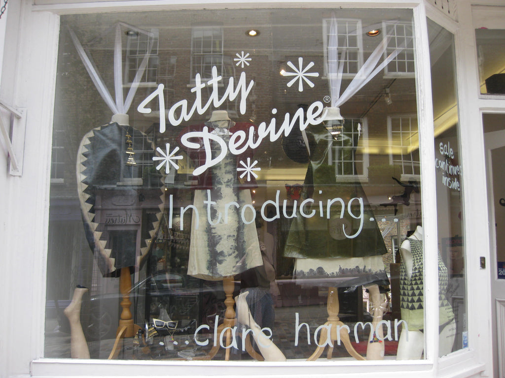 Graduate Fashion Week designers showcased at Tatty Devine Covent Garden