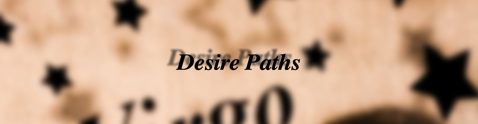 AW20: Desire Paths