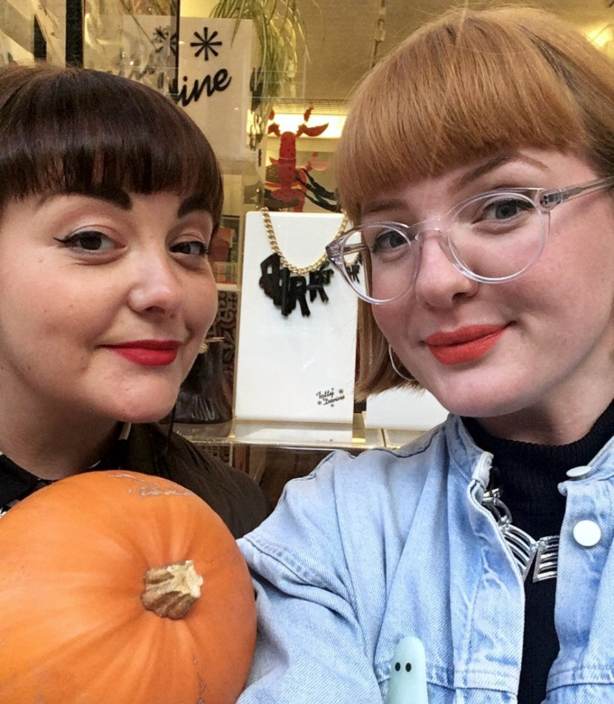 Charlotte & Katie's Killer Halloween Playlist