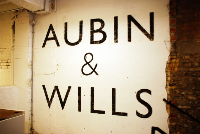 Tatty Devine Creates Exclusive Jewellery for Aubin & Wills