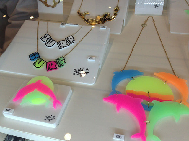 Surf's up with exclusive new jewellery!
