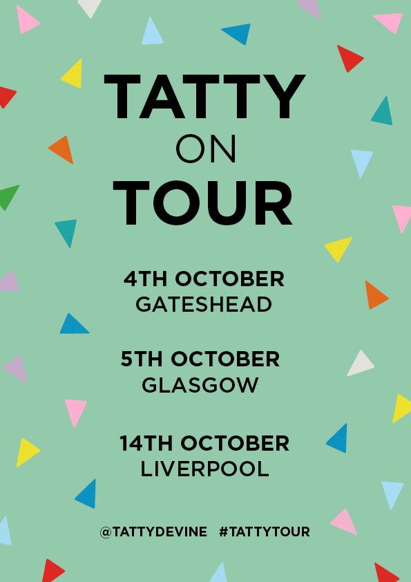 Tatty Tour | We're Coming To Get You!