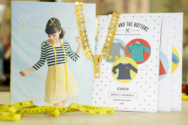Competition: Tatty Devine & Tilly and the Buttons Giveaway!