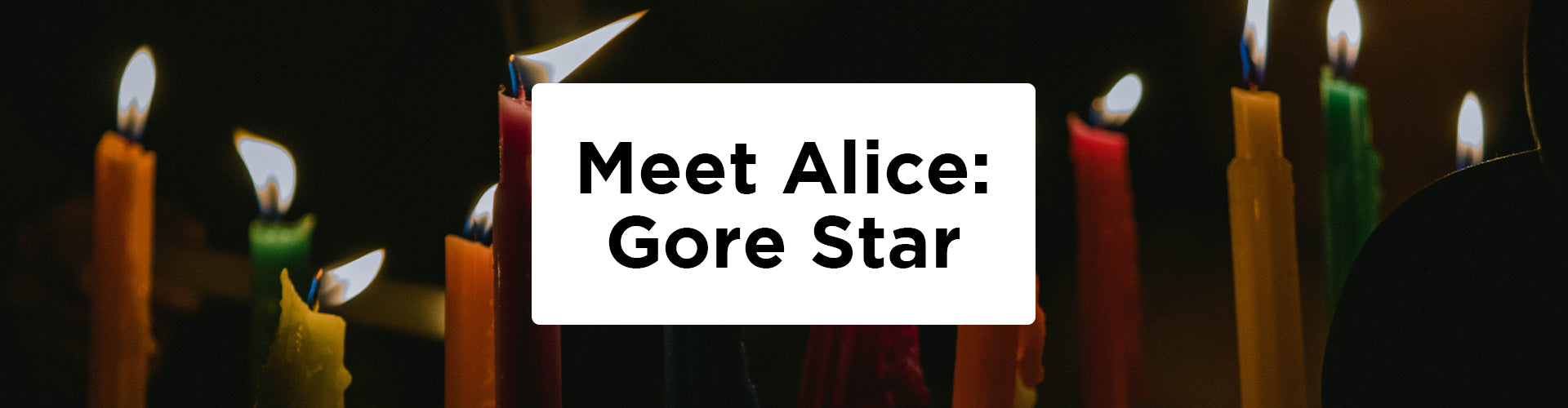 Scream Tatty Style: Gore Star Alice