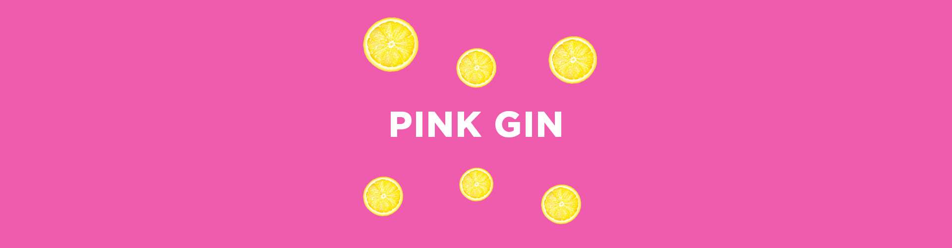 Can You Say Pink Gin?