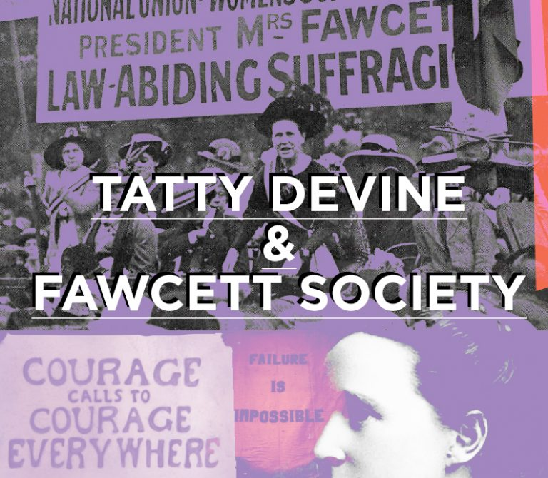 Tatty Devine & Fawcett Society