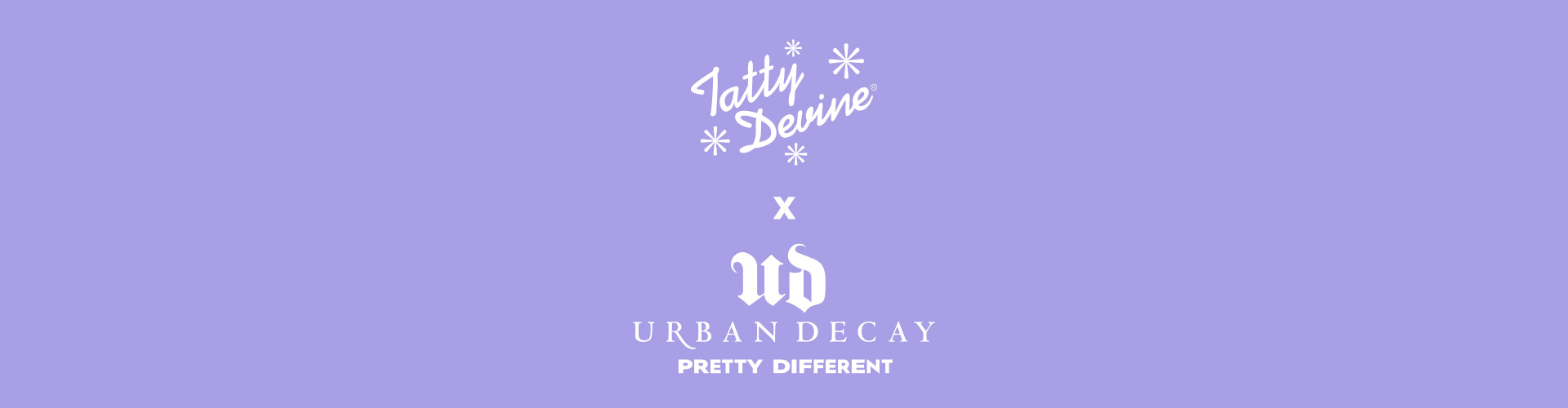 COMPETITION: Tatty Devine X Urban Decay