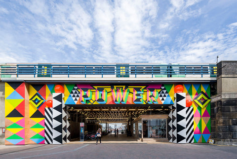 POWER Morag Myerscough London