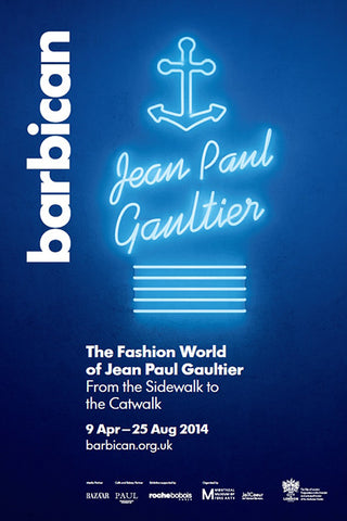 barbican jean paul gaultier