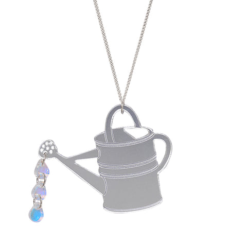 Watering Can Necklace by Tatty Devine