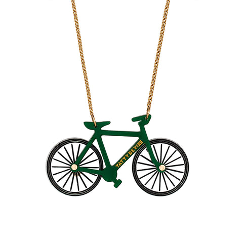bicycle-necklace
