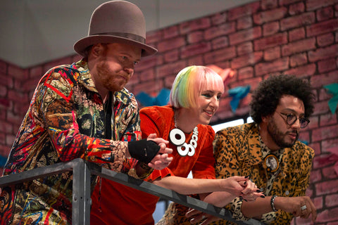 Keith Lemon Harriet Vine The Fantastical Factory of Curious Crafts