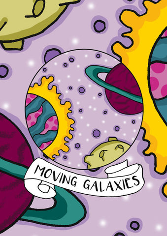 Moving Galaxies Venus Libido for Young Women's Trust
