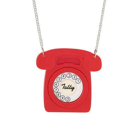 telephone-necklace