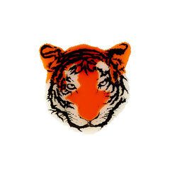 Wild Tiger Brooch