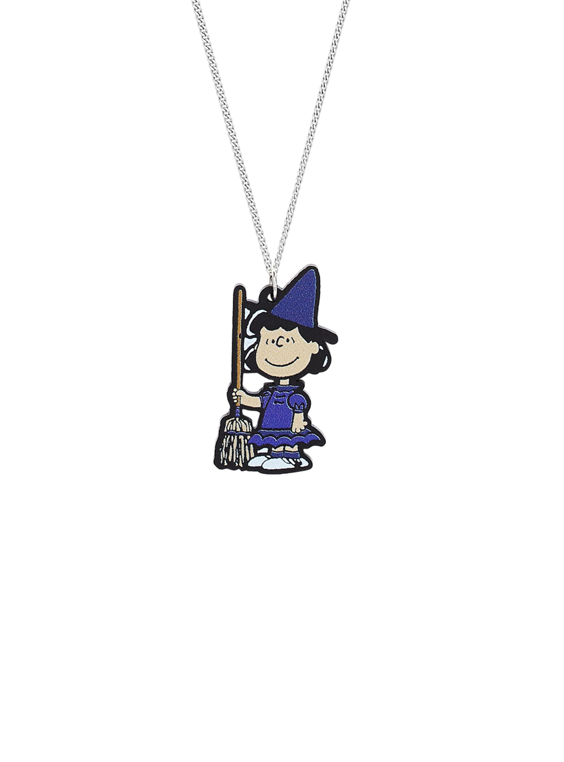 Peanuts Lucy Witch Pendant