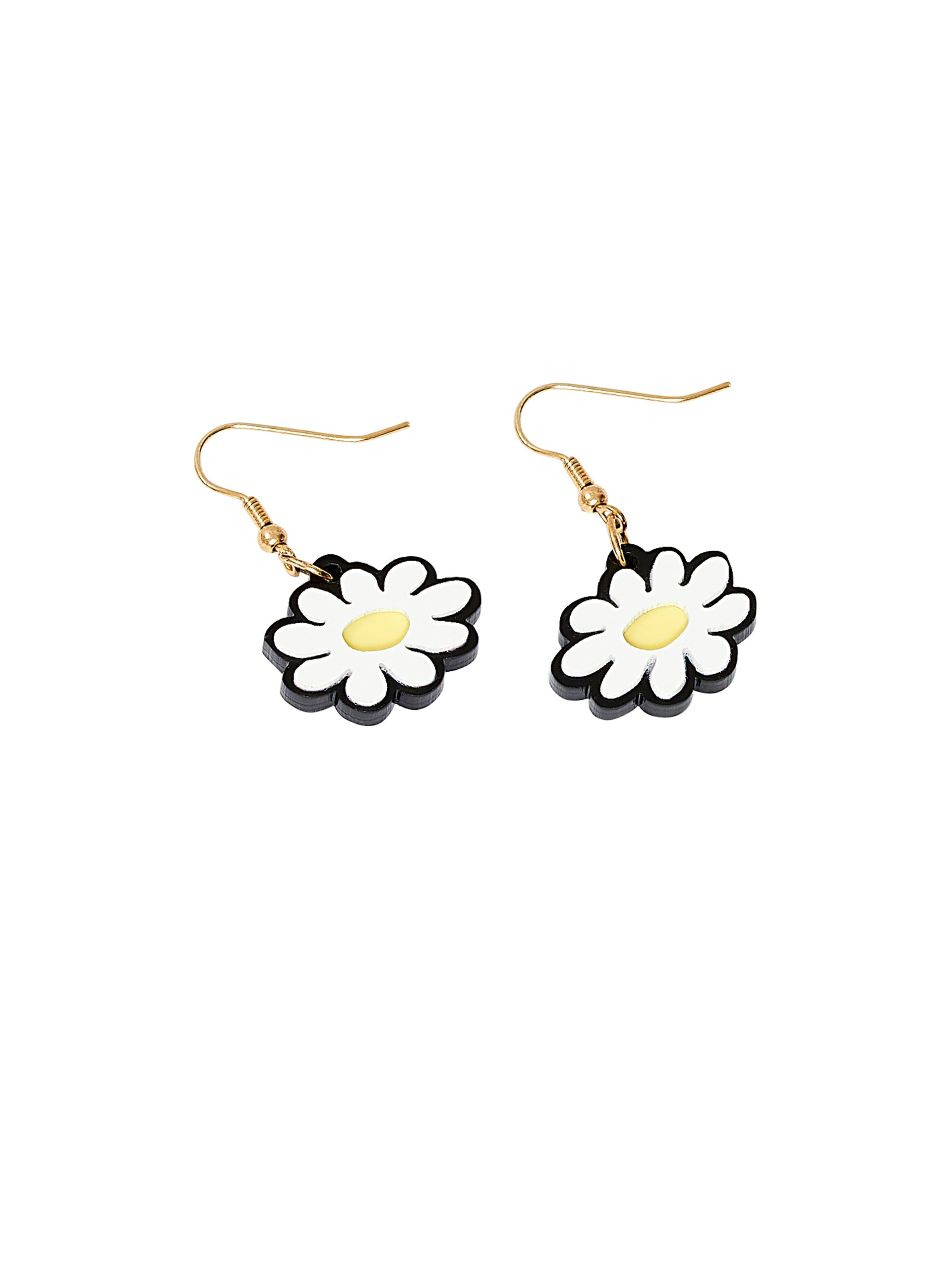 Moomins Daisy Drop Earrings