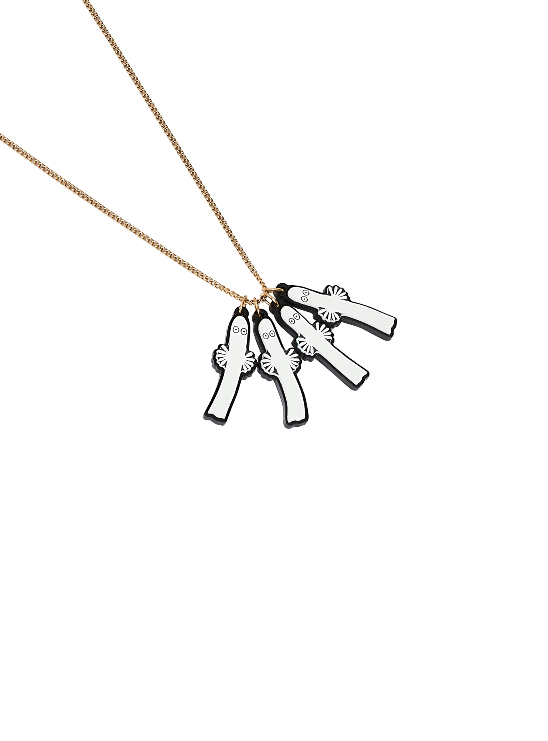 Moomins Hattifattener Necklace
