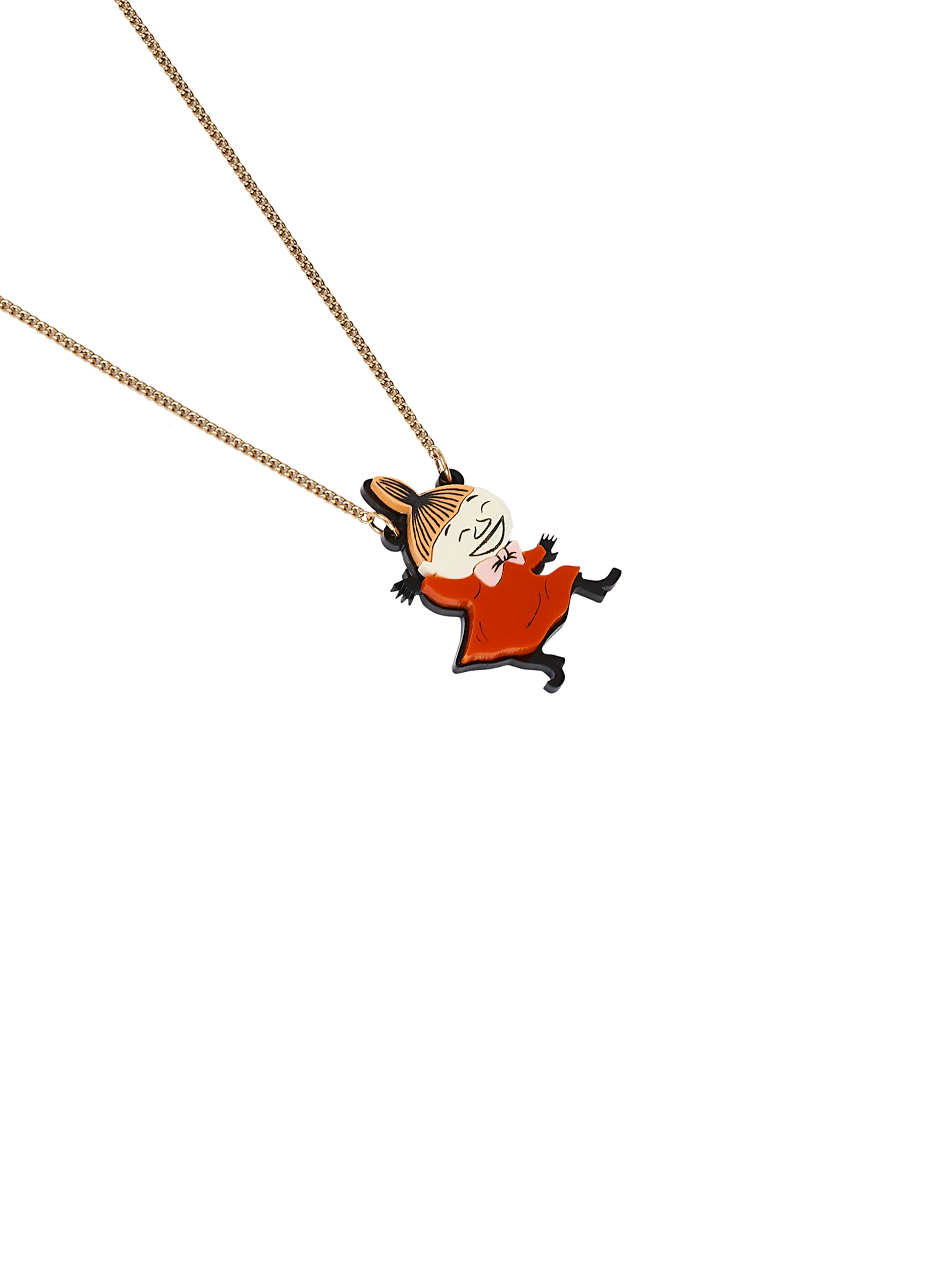 Moomins Little My Necklace