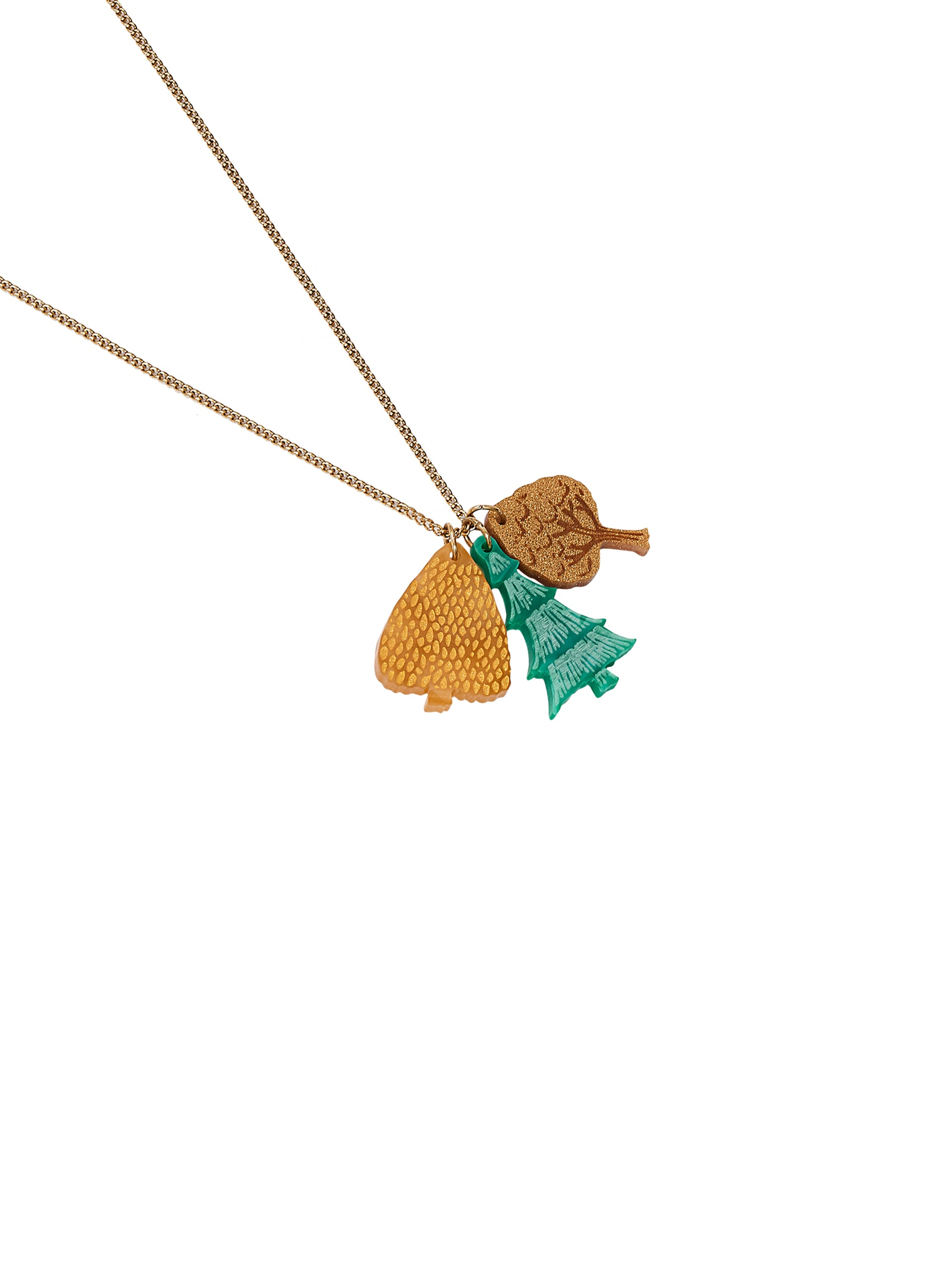 Moominvalley Forest Necklace
