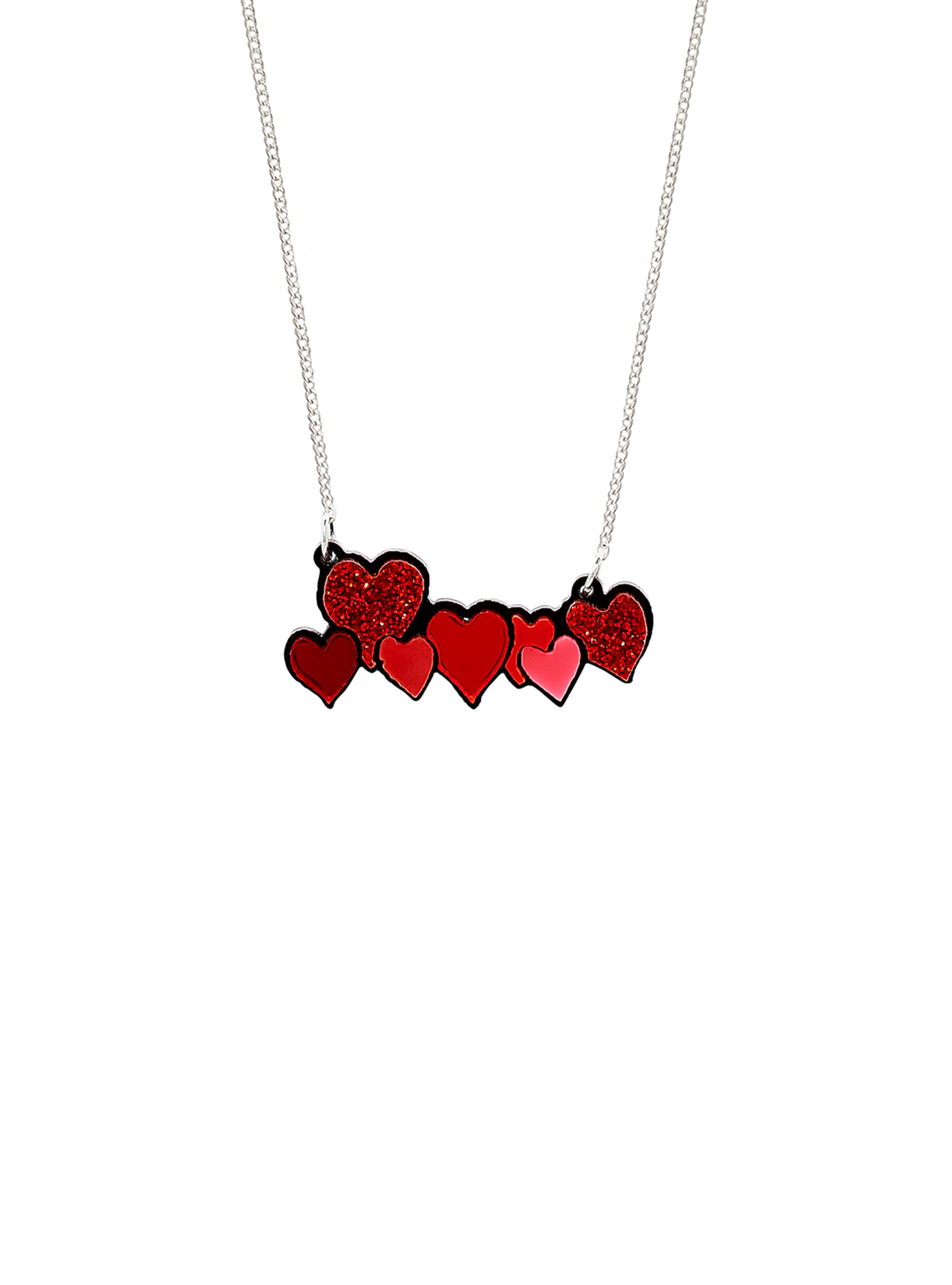 Peanuts-Love-Heart-Necklace