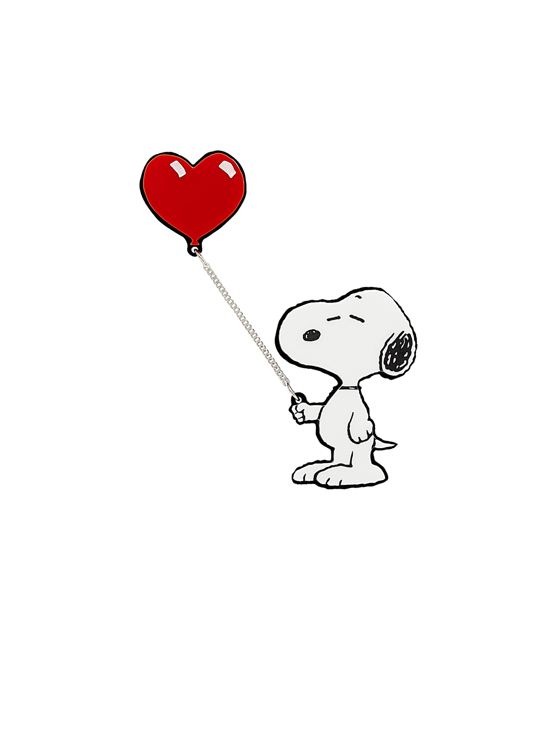 Snoopy-Heart-Balloon-Brooch