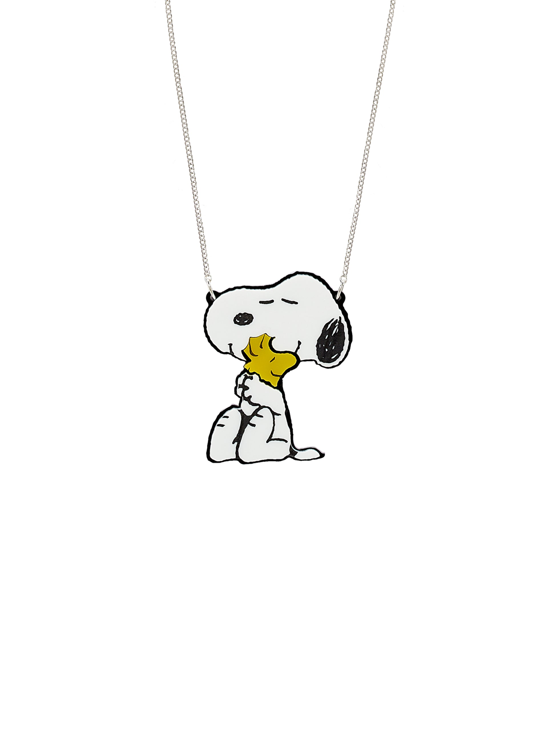 Snoopy-and-Woodstock-Forever-Necklace