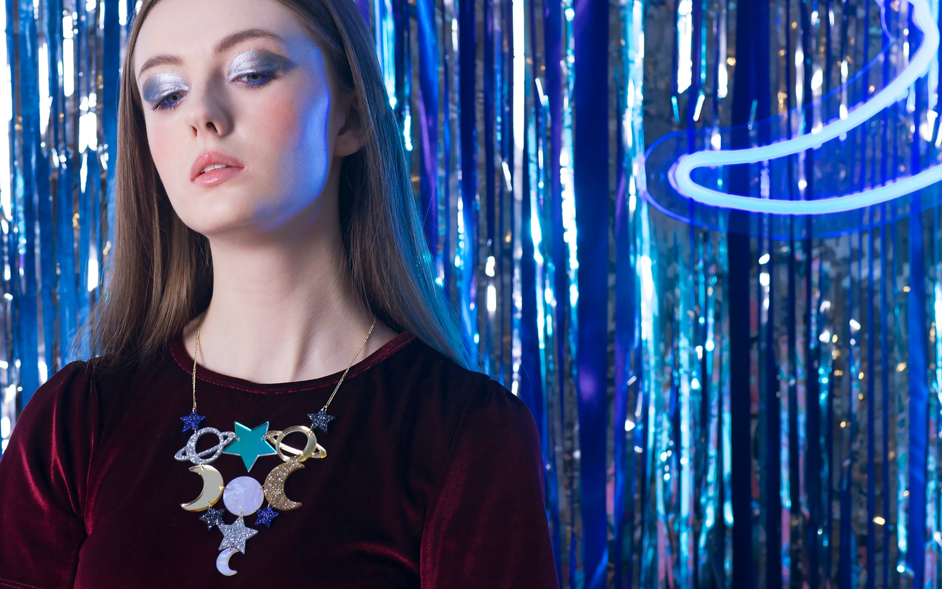 astral-planet-statement-necklace