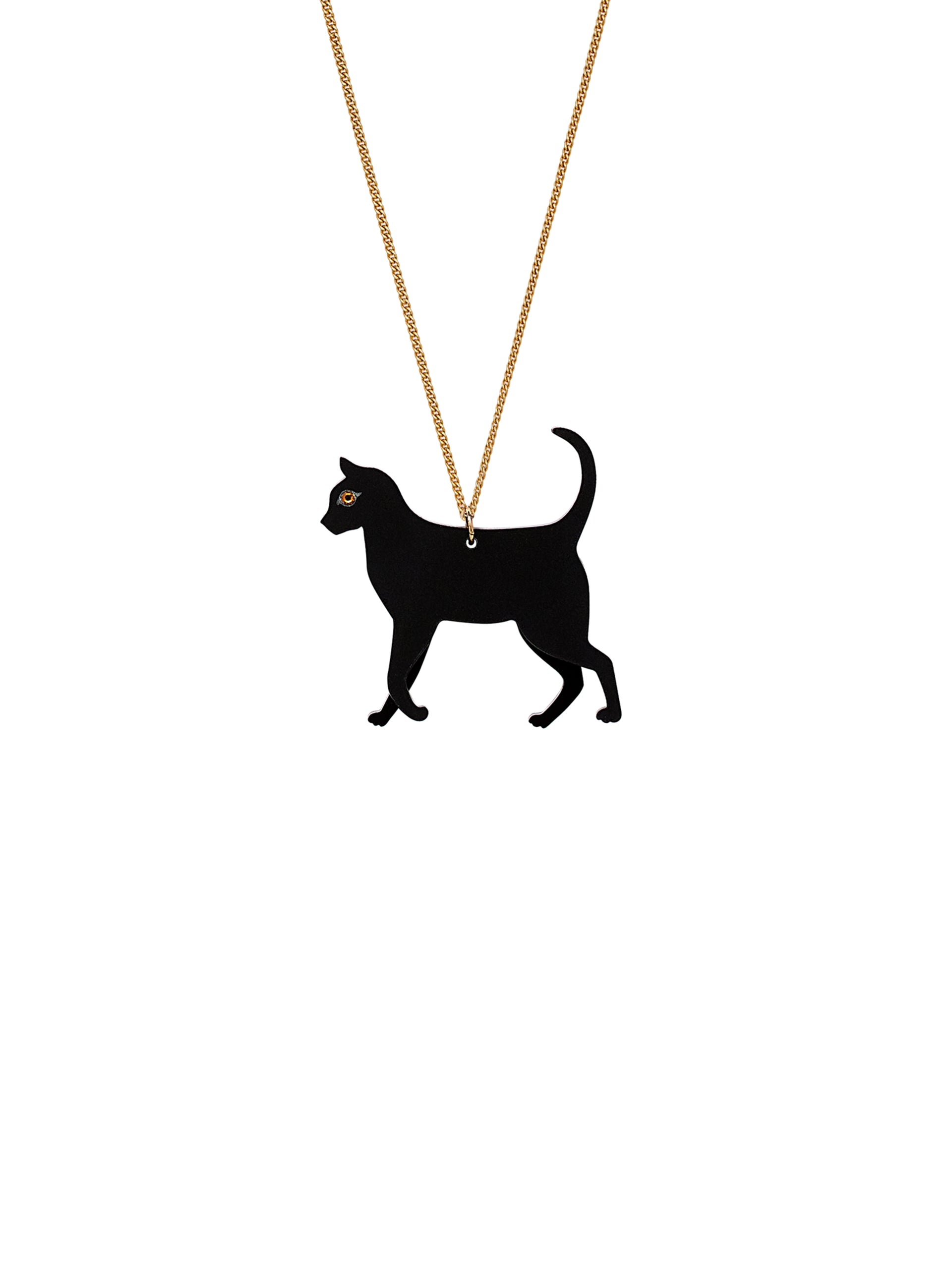 Black-Cat-Necklace