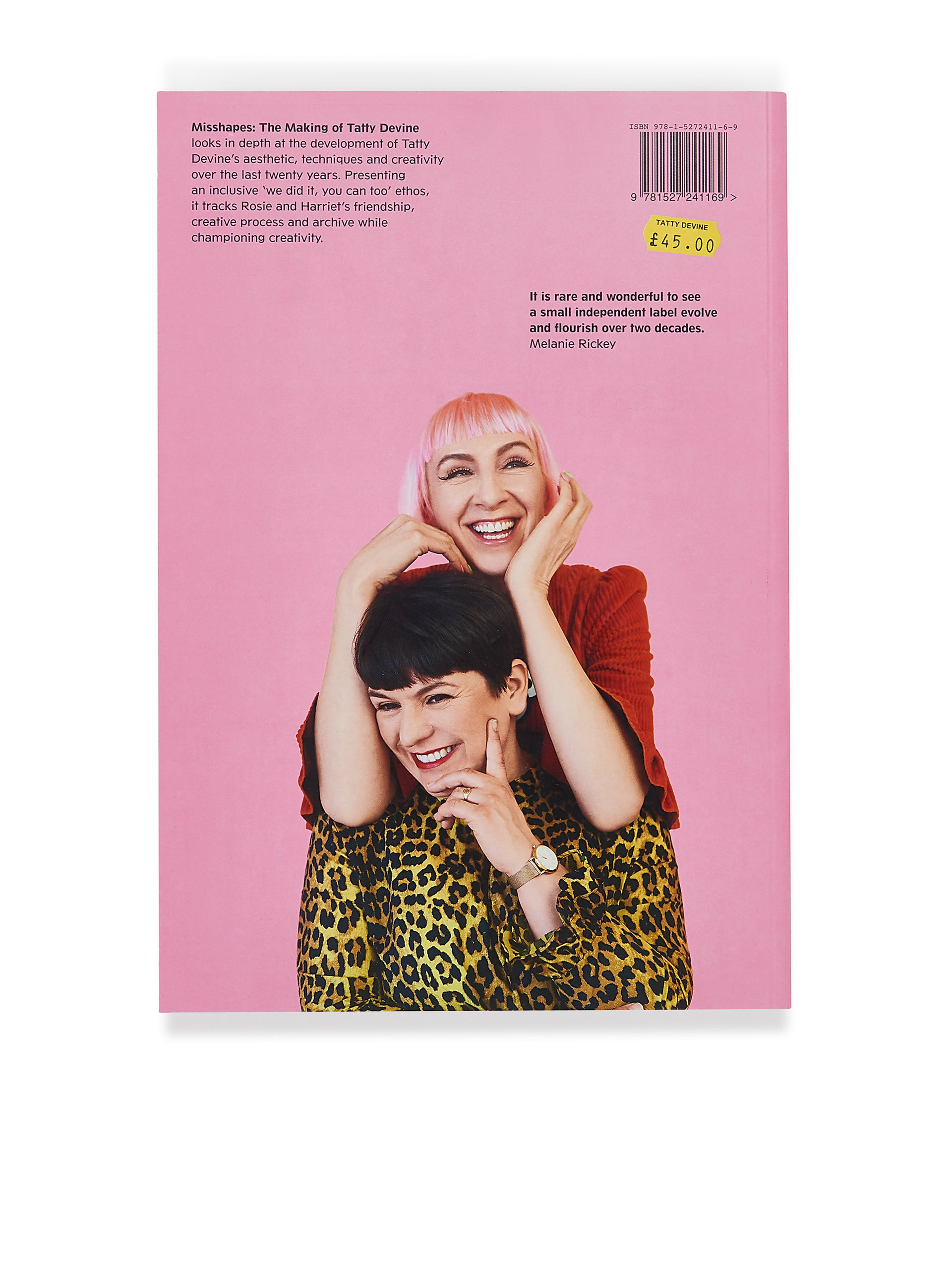 MISSHAPES: The Making of Tatty Devine Book