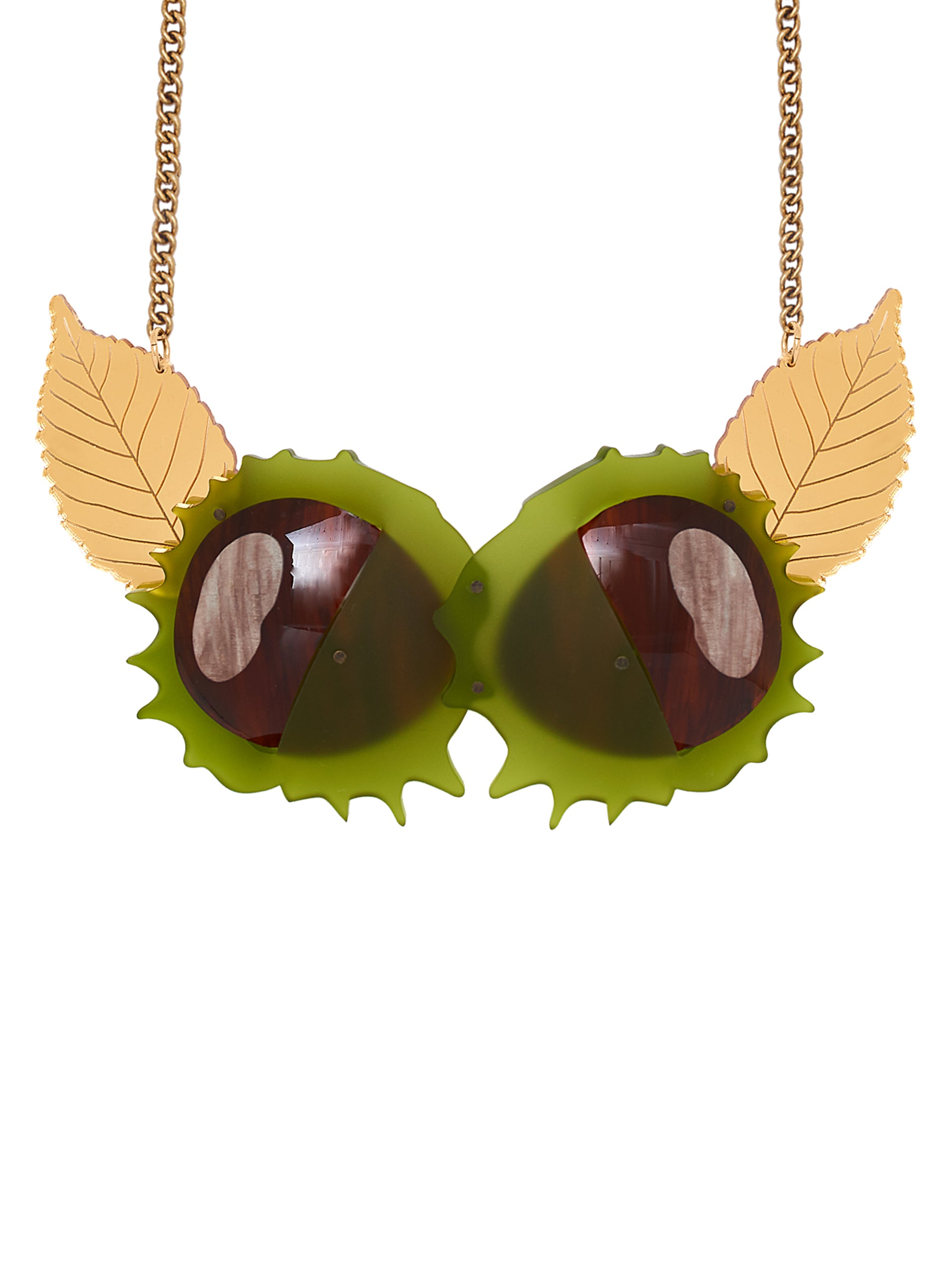 Conker Statement Necklace