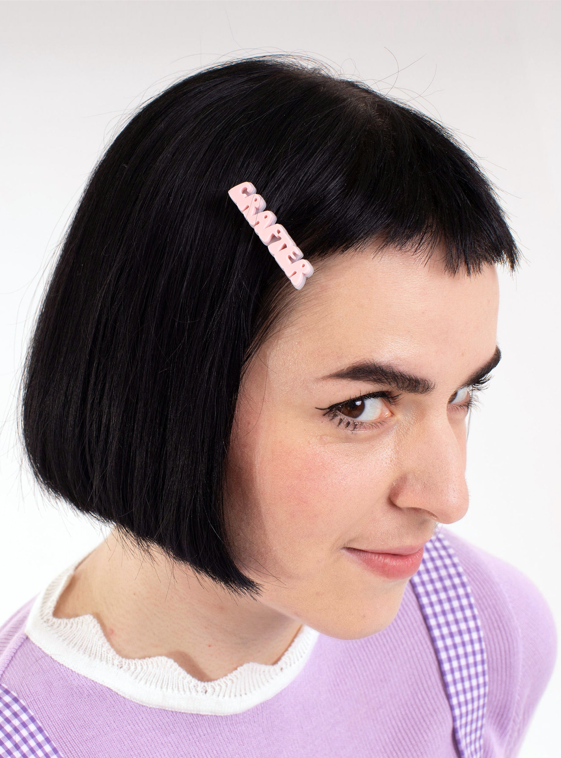 Crafter Hair Slide
