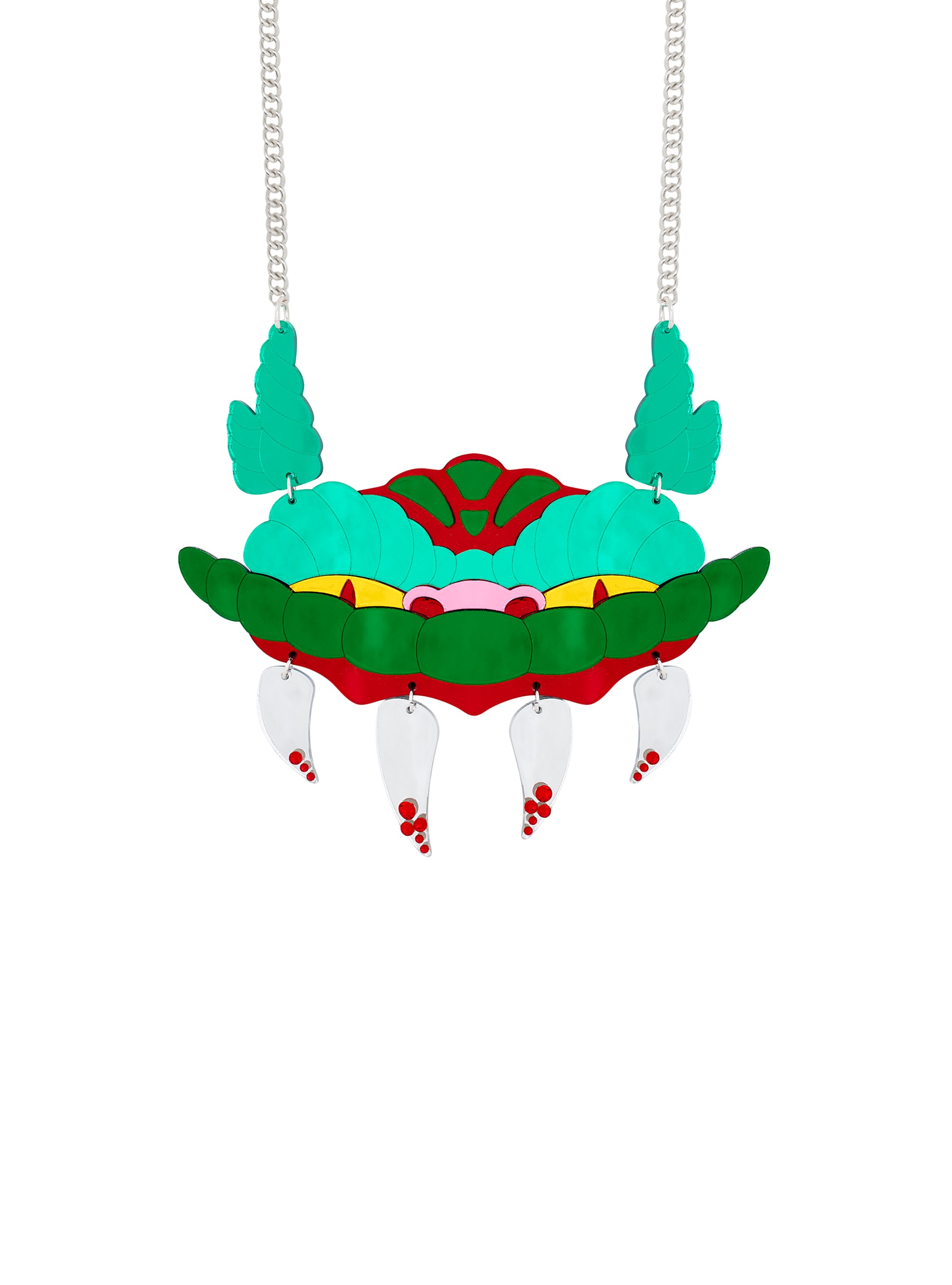 Dungeon Dragon Necklace