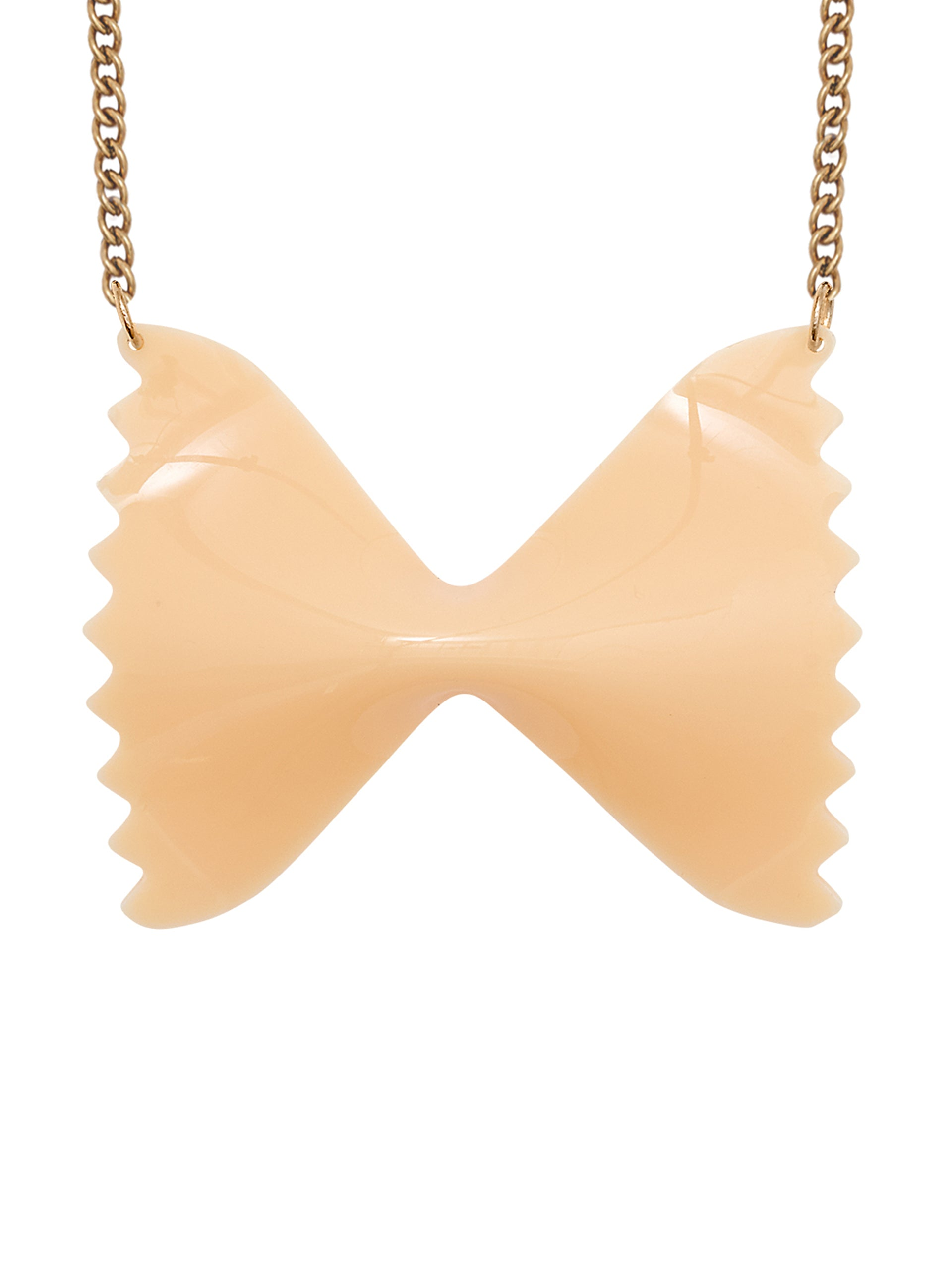 Farfalle Pasta Necklace