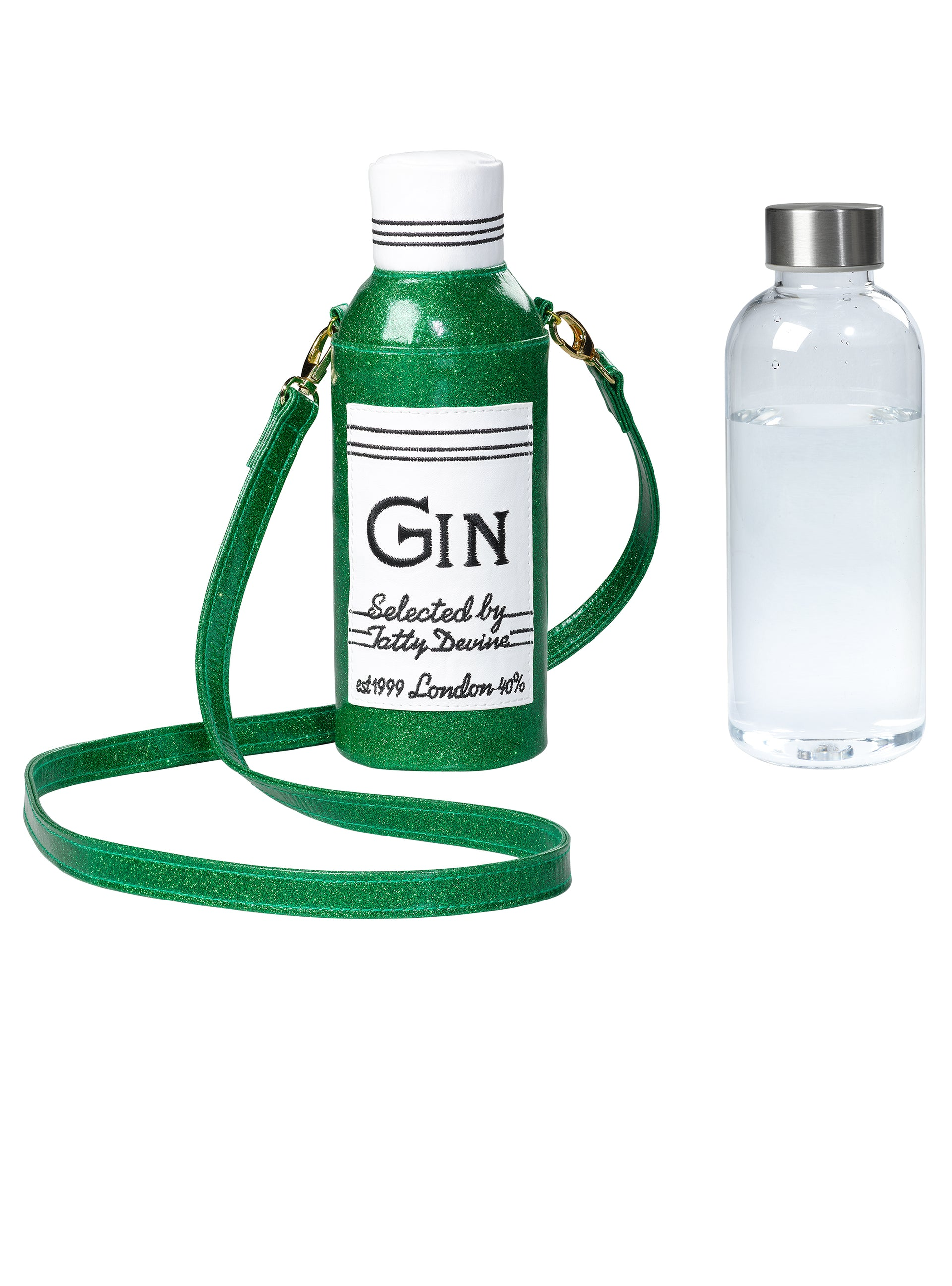 Gin Water Bottle & Cover