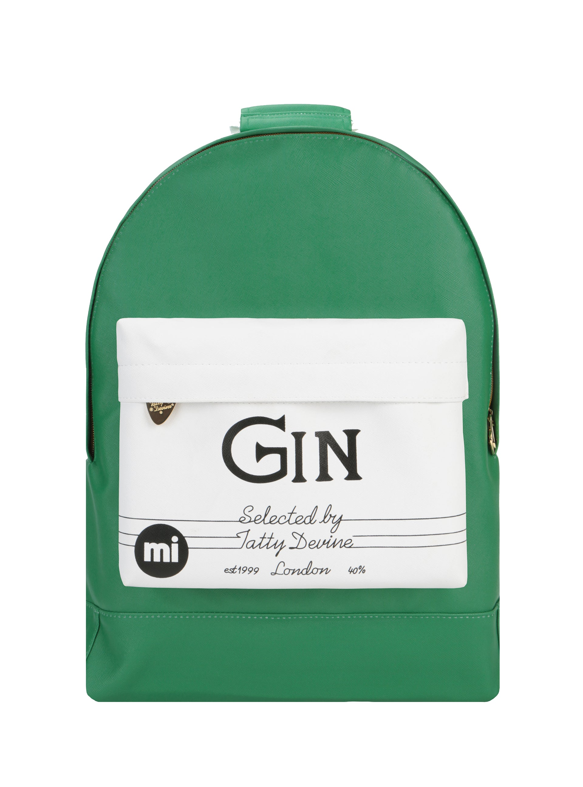 Mi-Pac Gold Backpack Gin