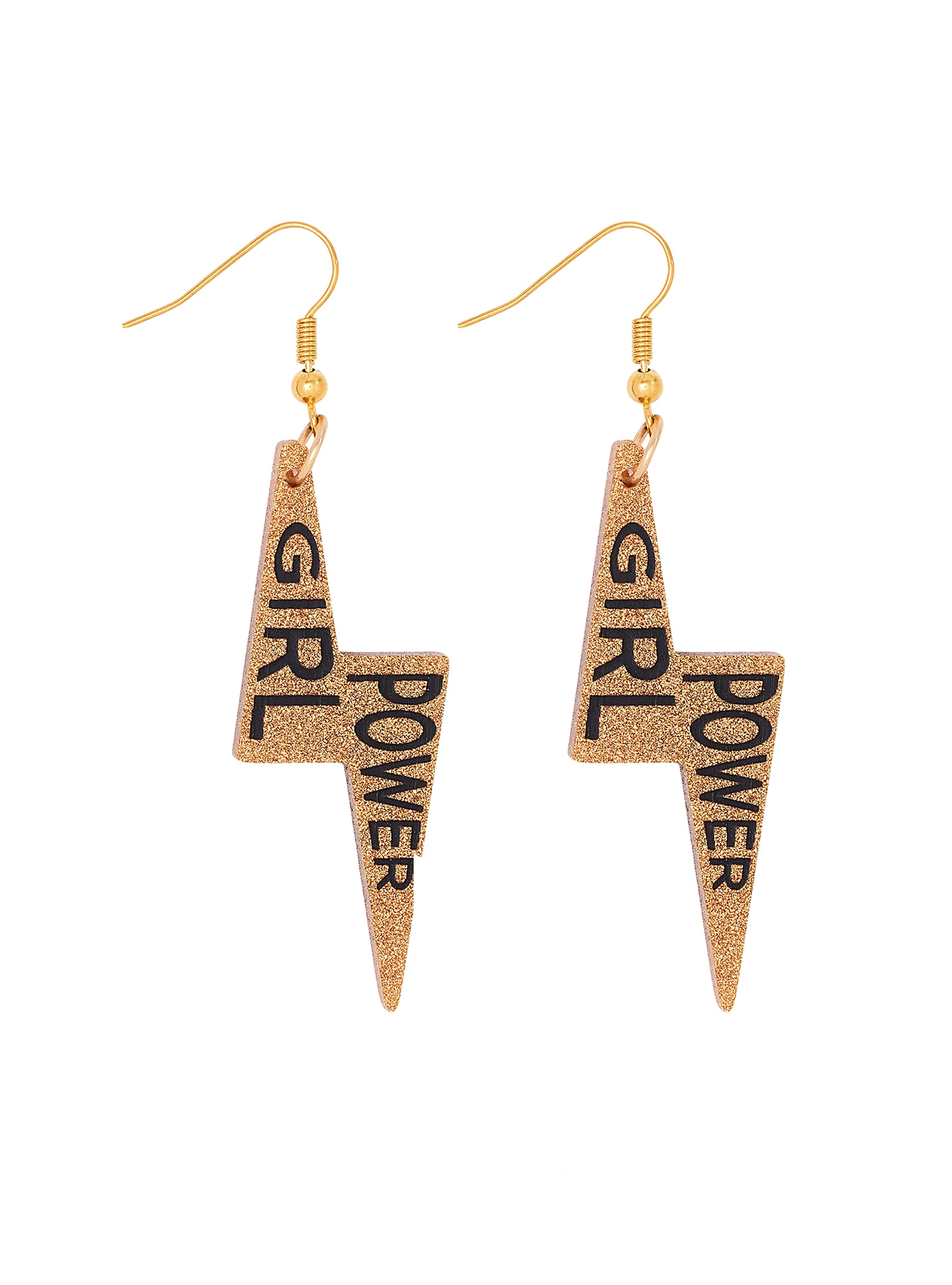 Girl Power Earrings