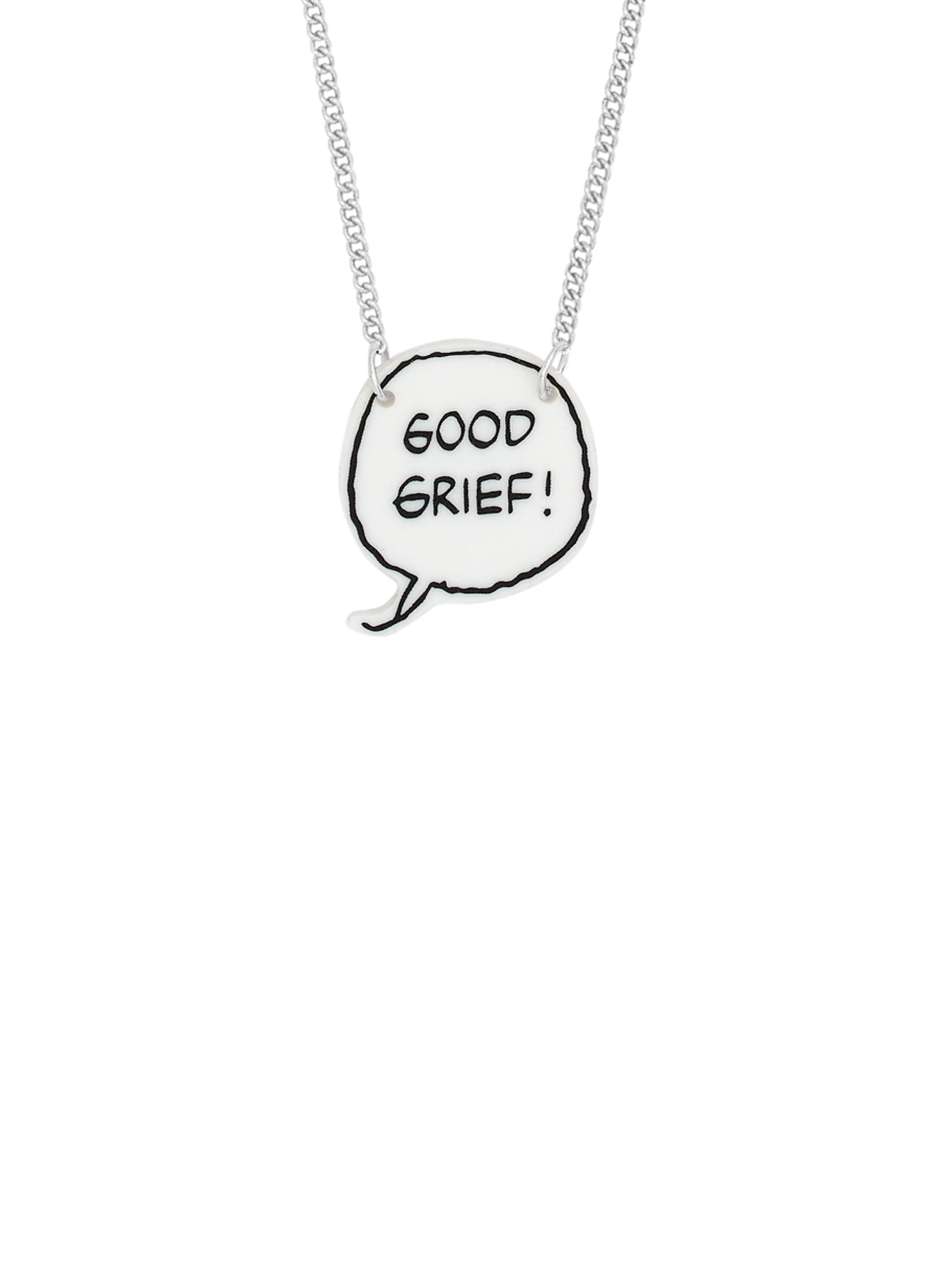 Good Grief, Charlie Brown! Necklace