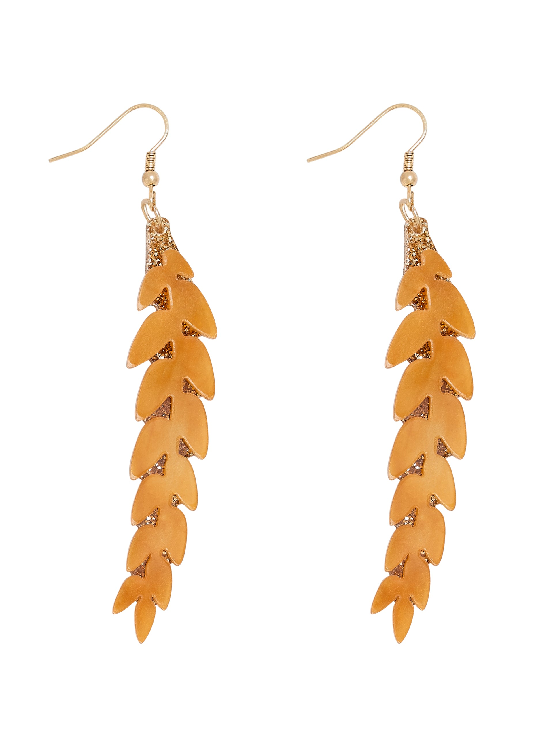 Harvest Wheat Earrings