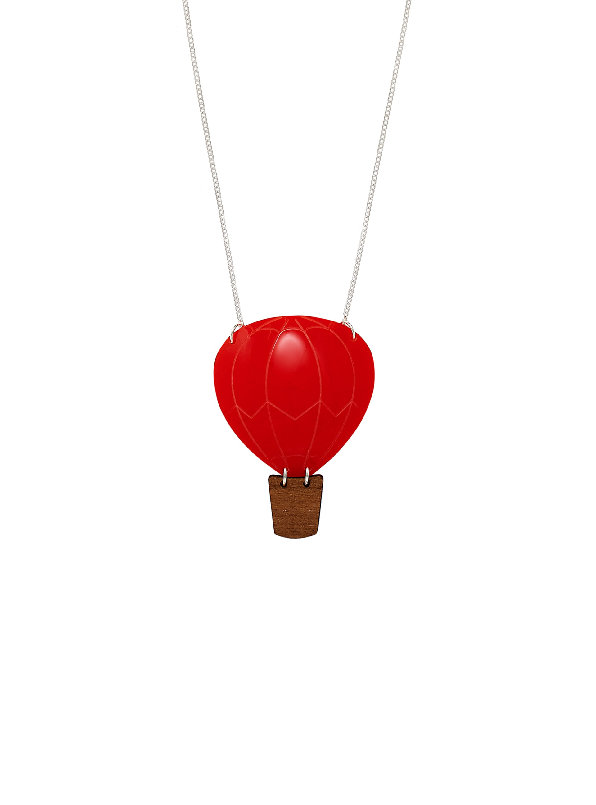 Hot-Air-Balloon-Necklace-Red