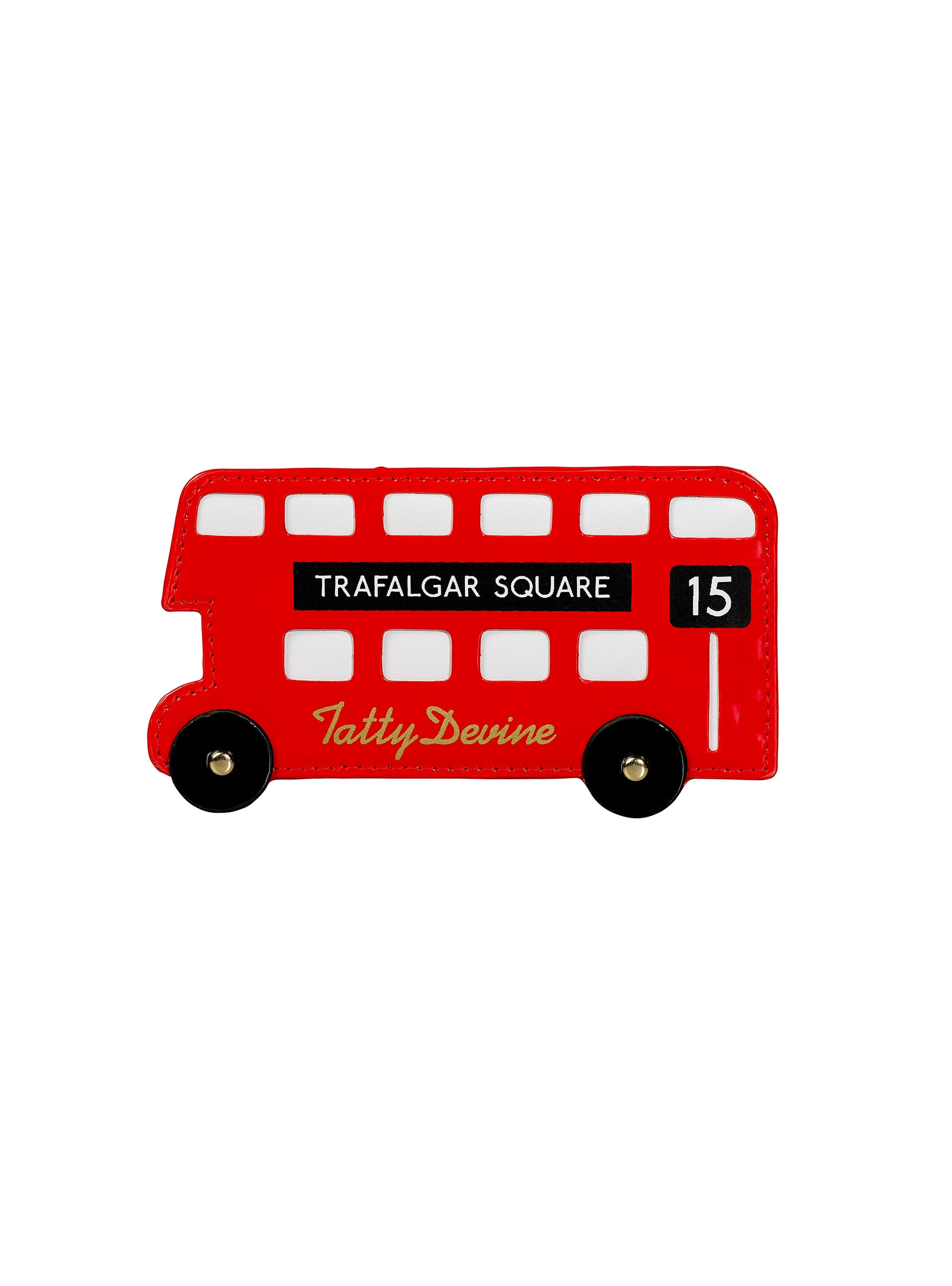 London Bus Card Holder