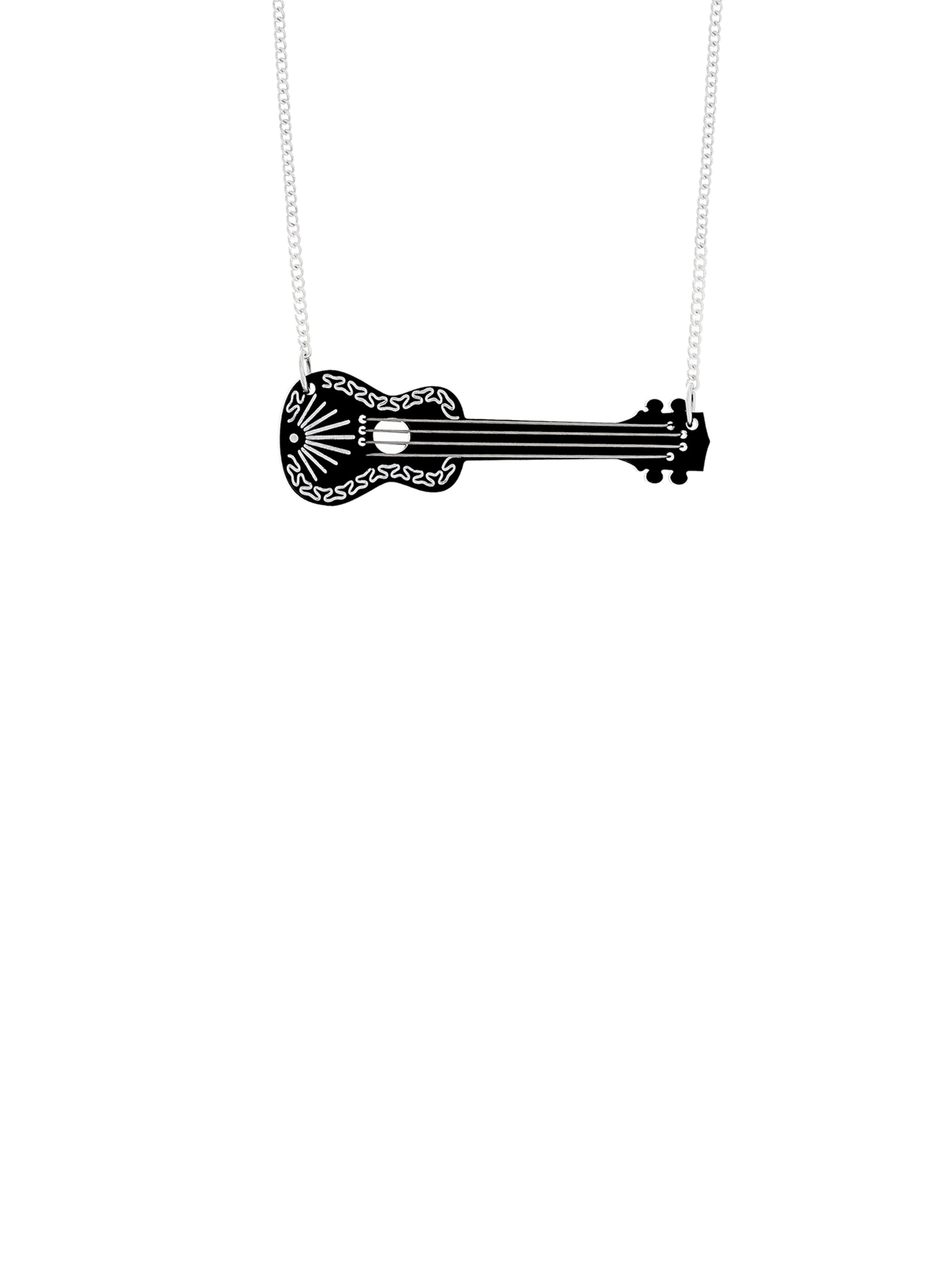 Milagro Guitar Necklace