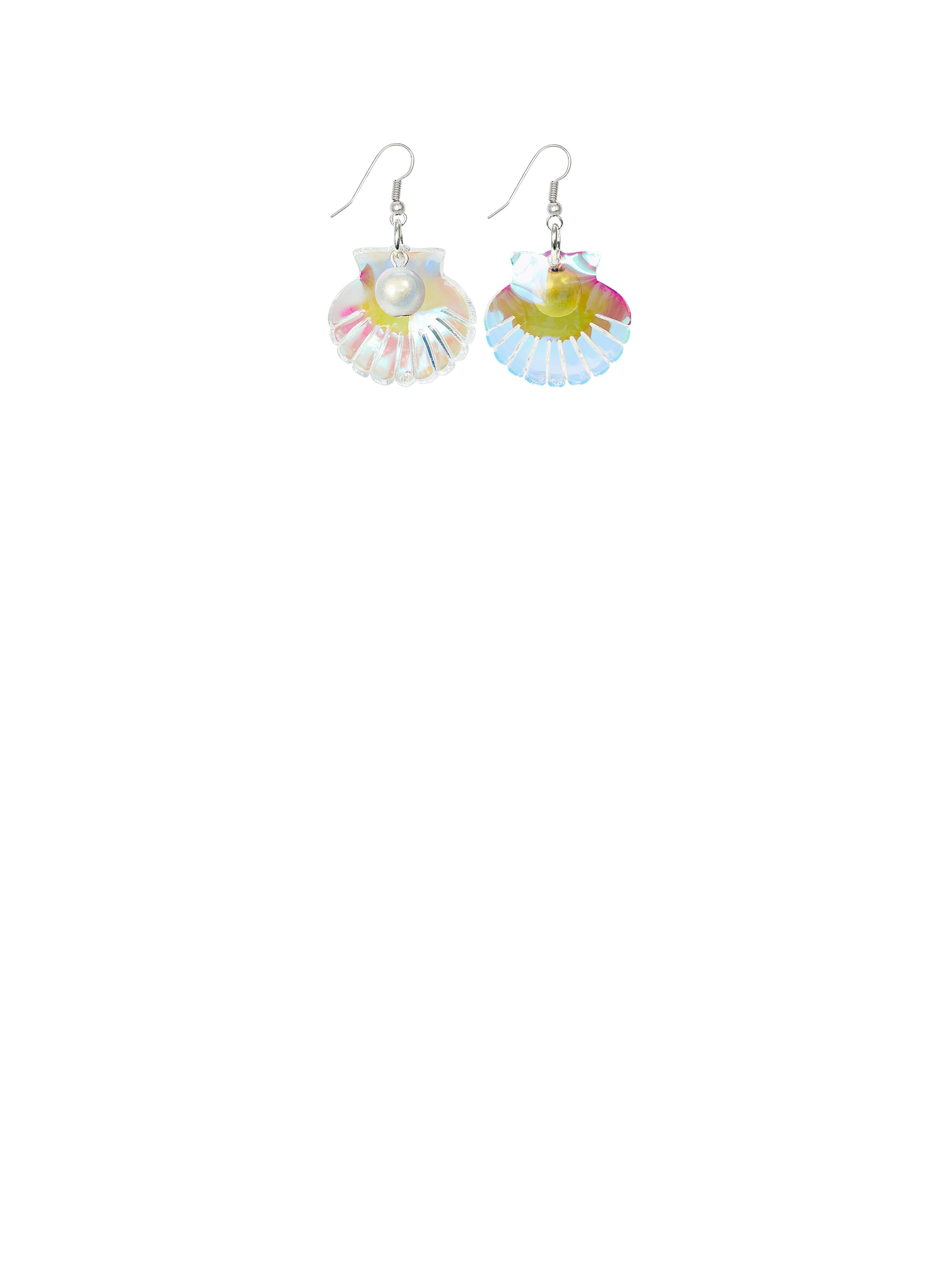 Scallop Shells Earrings