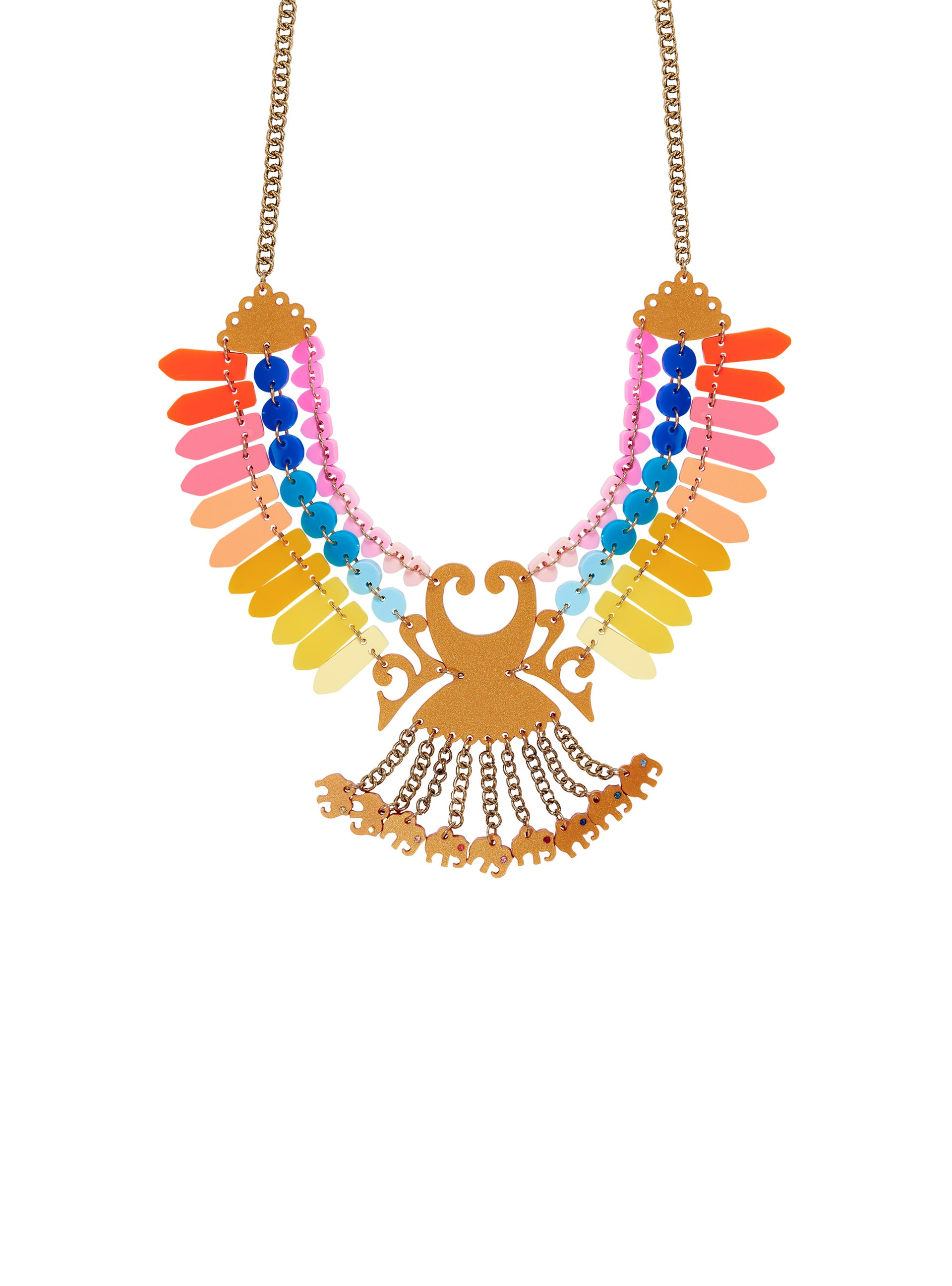 Goddess Sunrise Necklace